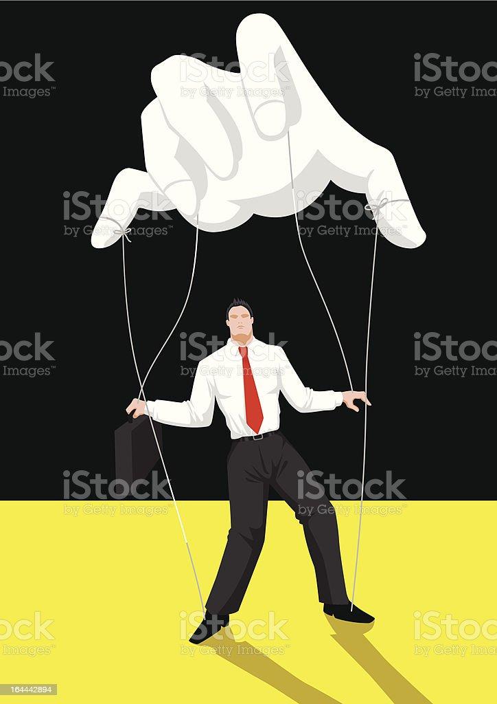 Controlling vector art illustration