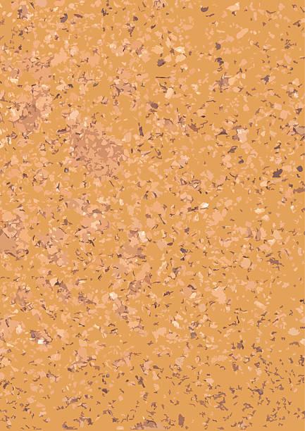 Cork texture  leite stock illustrations
