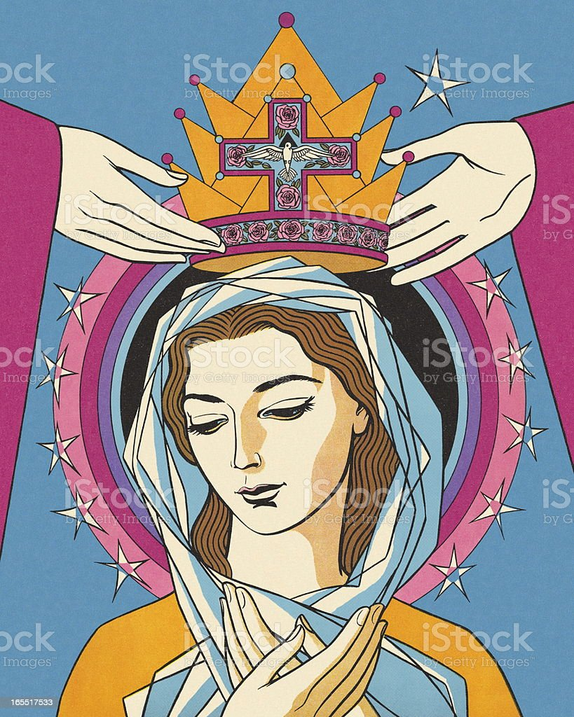 Coronation of a Queen royalty-free coronation of a queen stock vector art & more images of adult