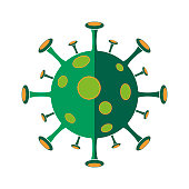 istock Coronavirus illustration 1216925404