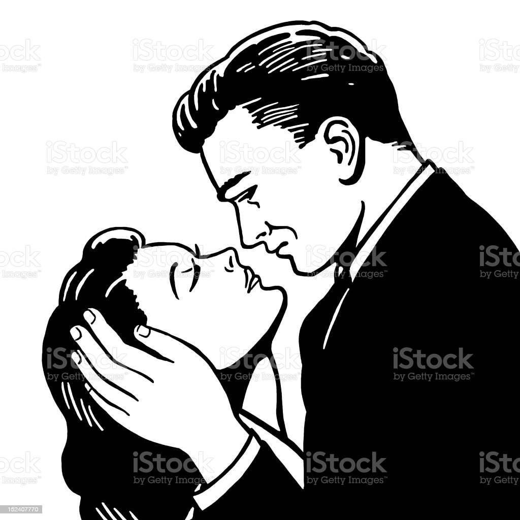 Couple Embracing royalty-free couple embracing stock vector art & more images of adult