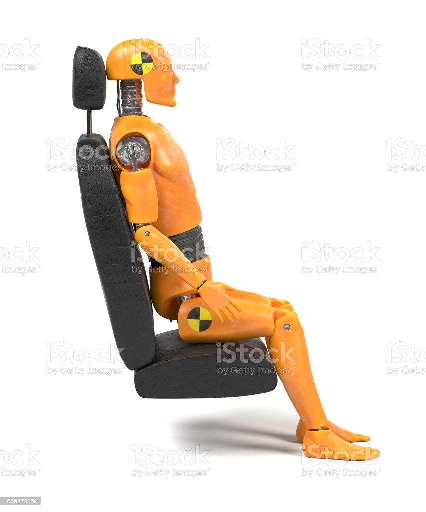crash test dummy royalty-free crash test dummy stock vector art & more images of car