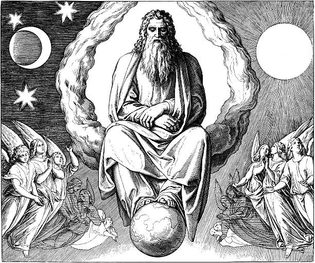 creation myth in christianity Greek mythology centers around the involvement that multiple gods played in the creation of the universe authors of greek myths believed gaea, or mother earth, created the mountains, valleys, lakes, rivers and seas.