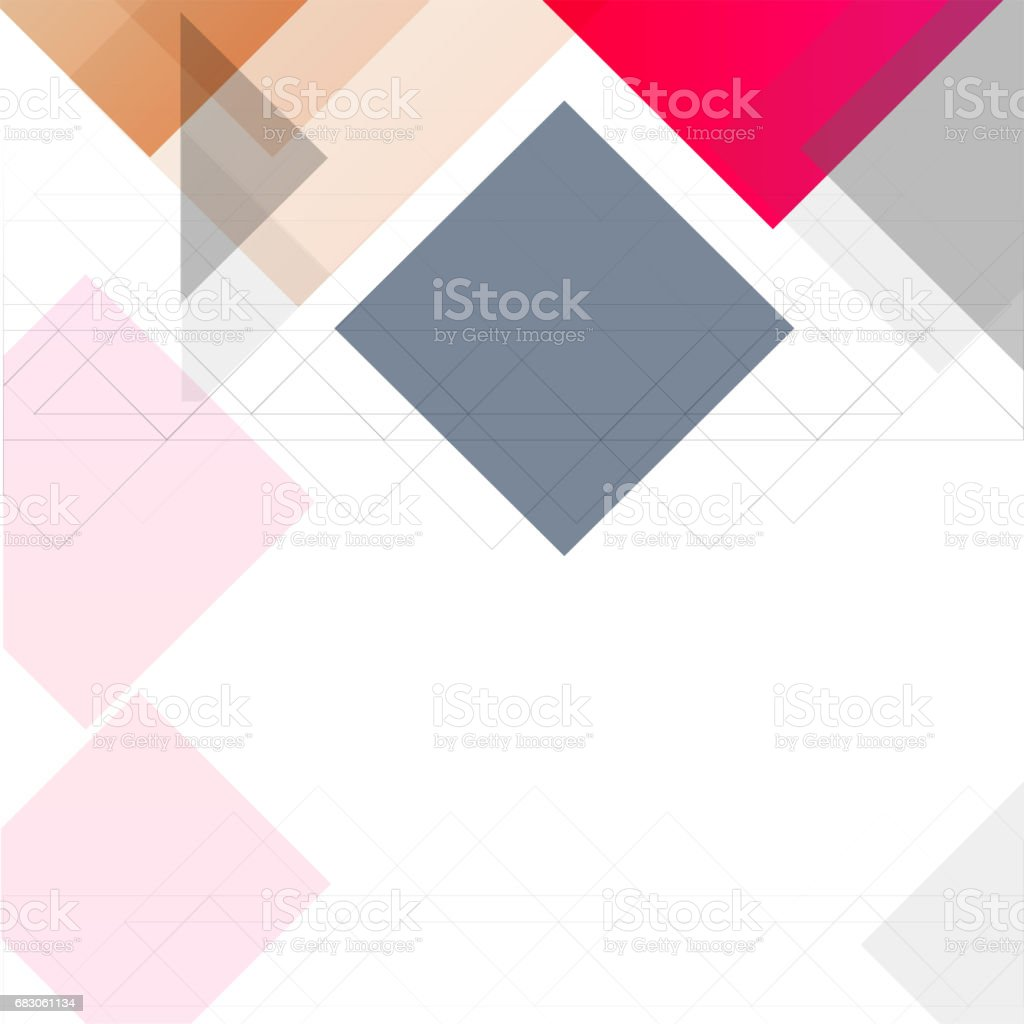 Creative abstract background with colorful geometric elements. creative abstract background with colorful geometric elements - arte vetorial de stock e mais imagens de abstrato royalty-free