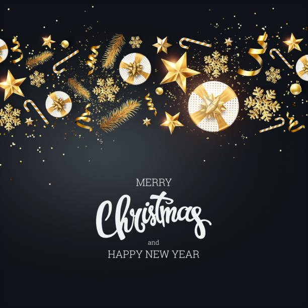 creative background classy 2019 happy new year background golden design for christmas and new
