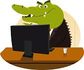 Croc Bankster Inc