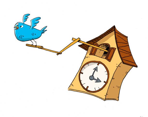 Royalty Free Cuckoo Clip Art, Vector Images ...