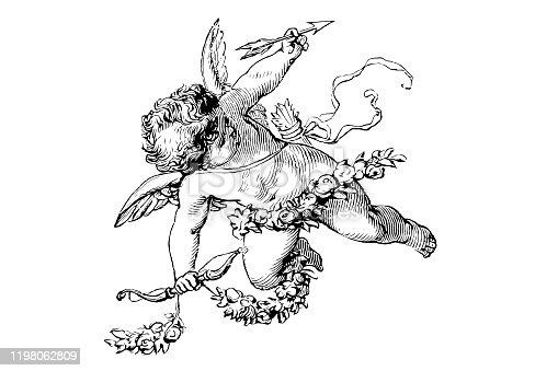 istock Cupid 1198062809