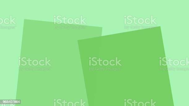 모방 하기 위해 사용자 정의 종이 광장 쓸 공간이 있다 0명에 대한 스톡 벡터 아트 및 기타 이미지