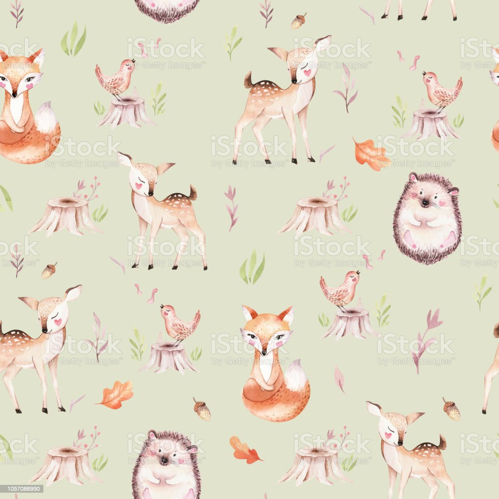 Royalty Free Cute Of Hedgehogs Drawing Clip Art Vector Images