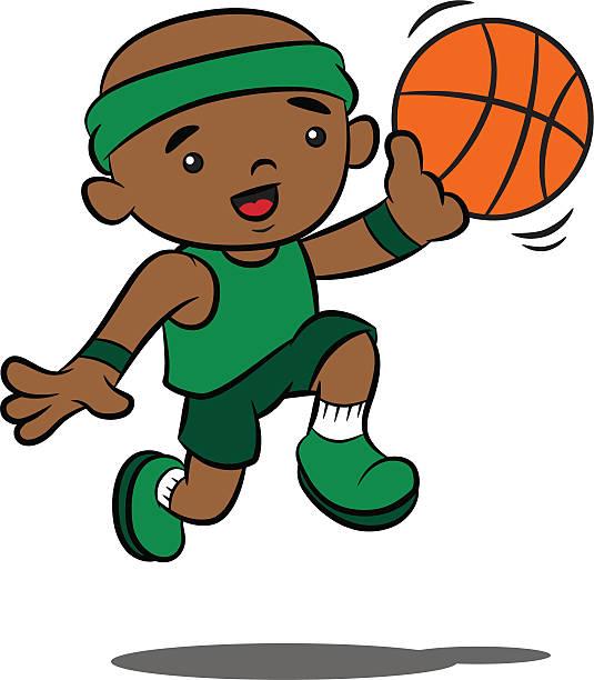 Royalty Free Boy Basketball Clip Art, Vector Images ... (535 x 612 Pixel)