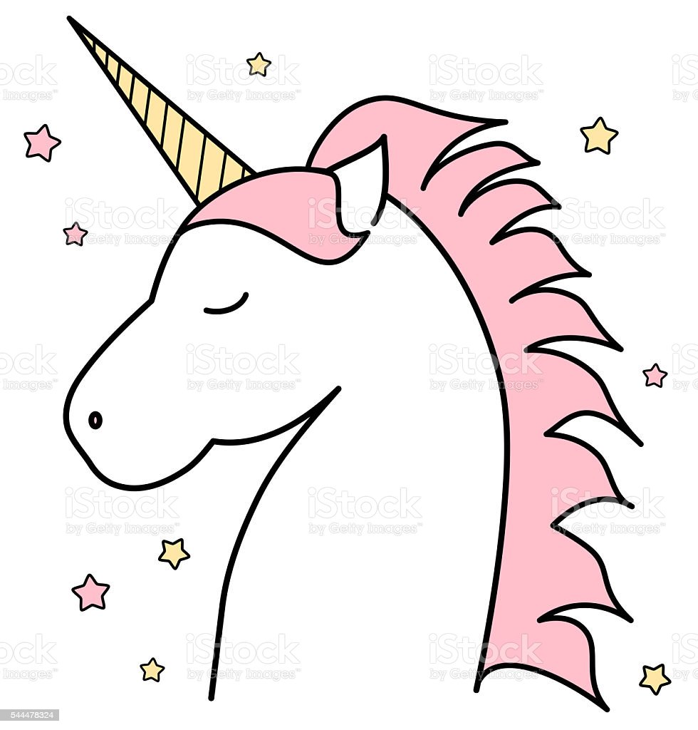 royalty free unicorn stallion pictures clip art vector images rh istockphoto com unicorn clipart coloring page unicorn clip art free