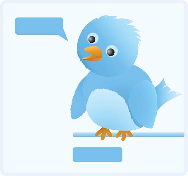 cute twitter bird - twitter 幅插畫檔、美工圖案、卡通及圖標