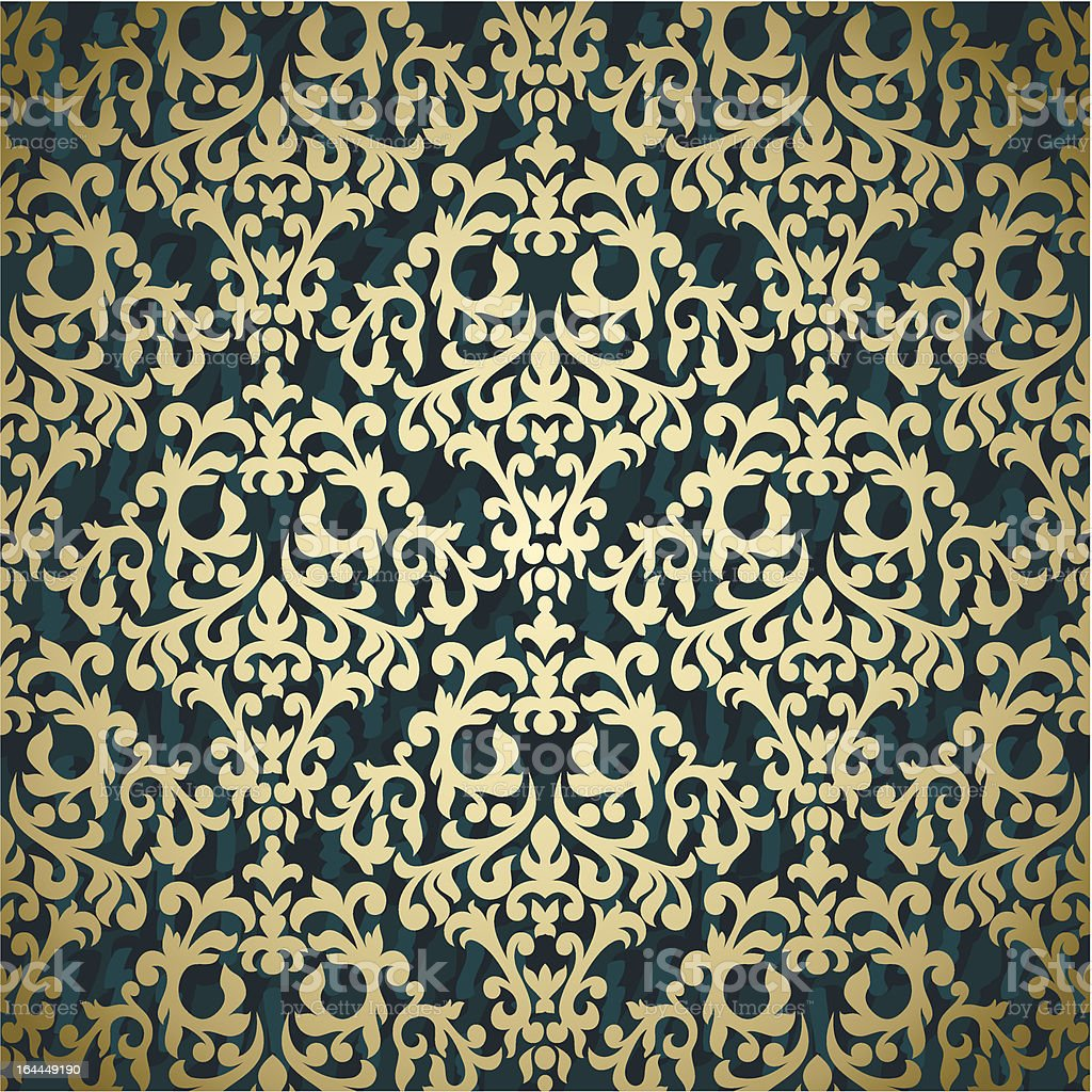 Damask seamless pattern royalty-free damask seamless pattern stock vector art & more images of abstract