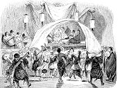 Dance and theatre for the Sultan