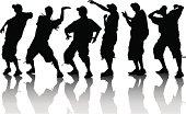 Dancer boys