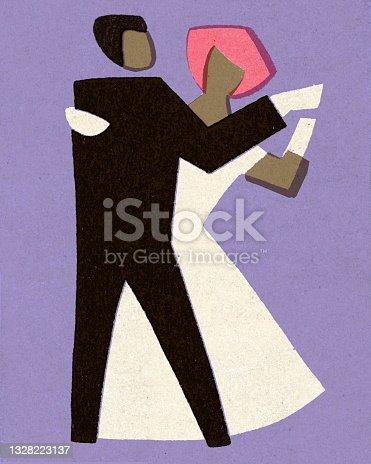 istock Dancing Couple 1328223137