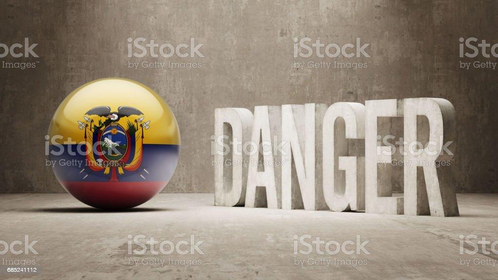 Danger Concept danger concept - arte vetorial de stock e mais imagens de américa do sul royalty-free