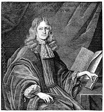 Daniel Casper von Lohenstein (1635-1683), German lawyer