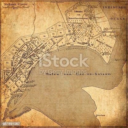 istock Dar es Salaam ,Tanzania 657891082