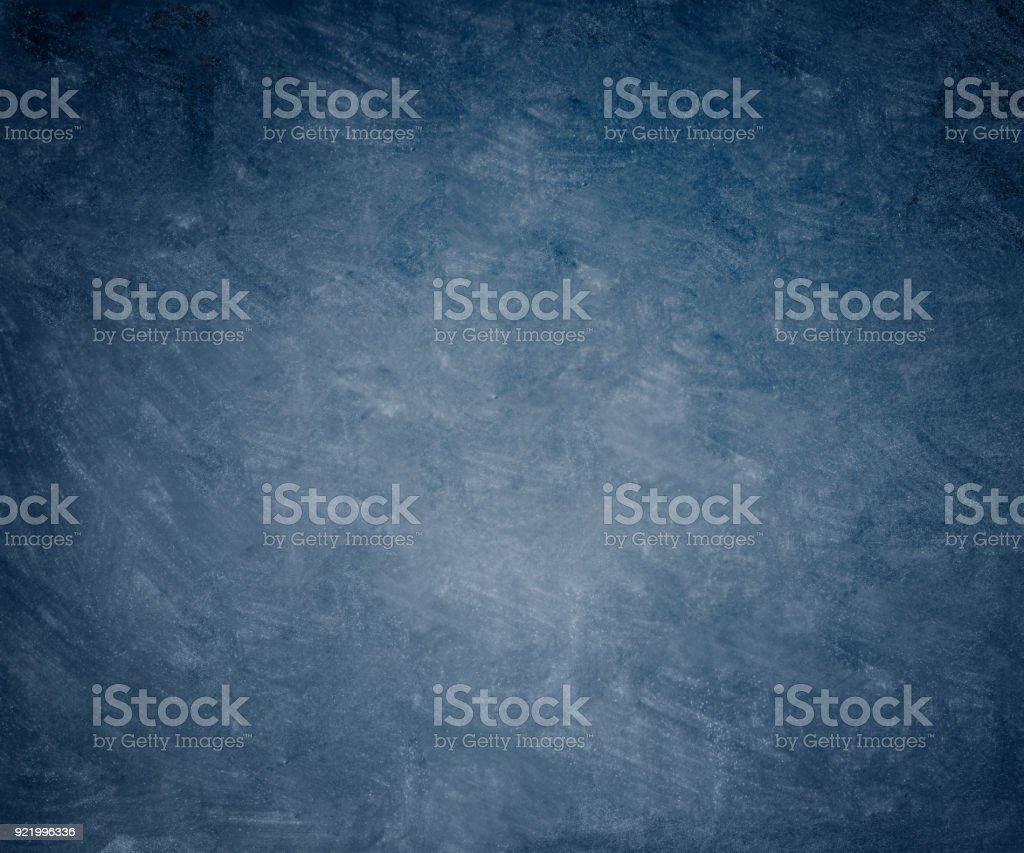 Blackboard bleu foncé - Illustration vectorielle