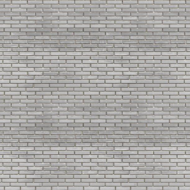 Brick Wall Clip Art: Royalty Free Painted Gray Brick Wall Clip Art, Vector