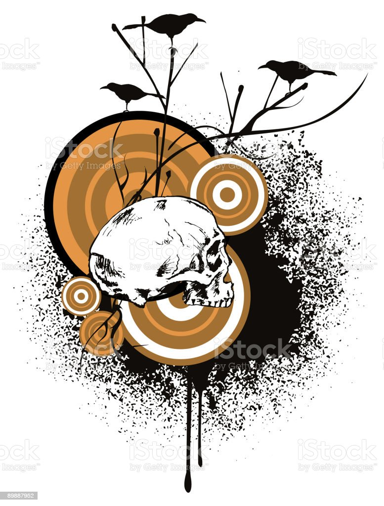 death design elements royalty-free death design elements stock vector art & more images of bird