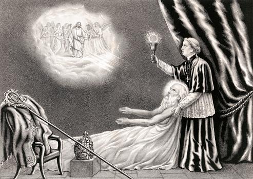 Death of Saint Patrick