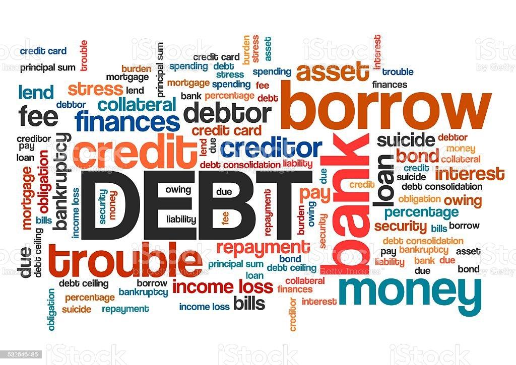 Debt word cloud stock vector art more images of 2015 532646485 debt word cloud royalty free debt word cloud stock vector art amp more images reheart Images