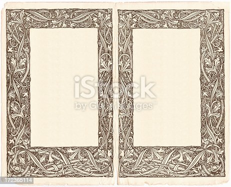 istock Decorated pages 172365114