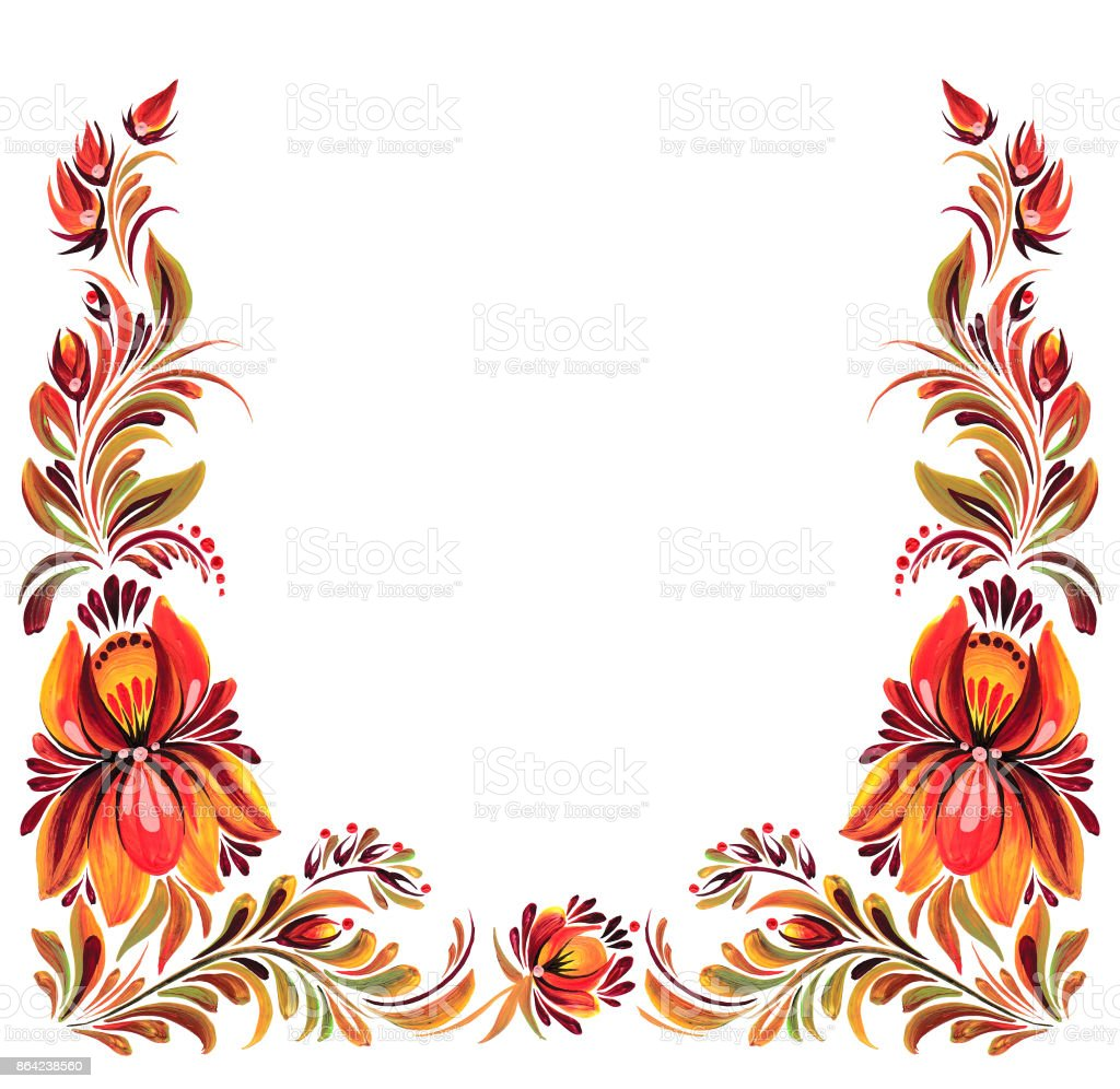 decorative frame royalty-free decorative frame stock vector art & more images of artist's canvas