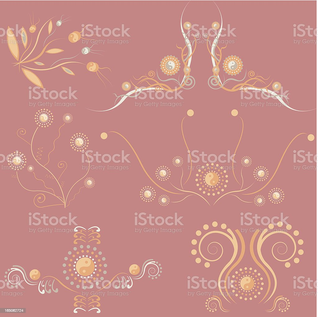 Decortao royalty-free stock vector art