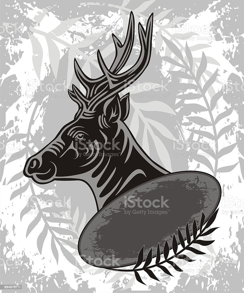 logo di cervo logo di cervo - immagini vettoriali stock e altre immagini di abbigliamento casual royalty-free