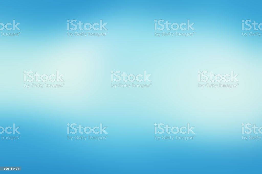 Defocused Blurred Motion Abstract Background Blue vector art illustration