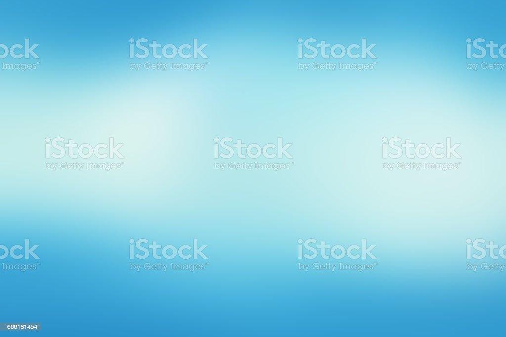 Bulanık hareketli arka plan mavi defocused vektör sanat illüstrasyonu