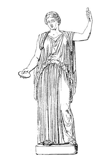 Best Greek Mythology Illustrations, Royalty-Free Vector ...