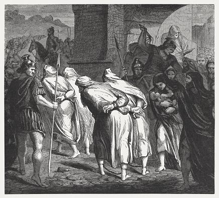 Deportation of the Israelites to Assyria (2 Kings 15, 29)