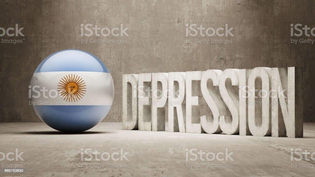 Depression Concept depression concept - stockowe grafiki wektorowe i więcej obrazów ameryka południowa royalty-free