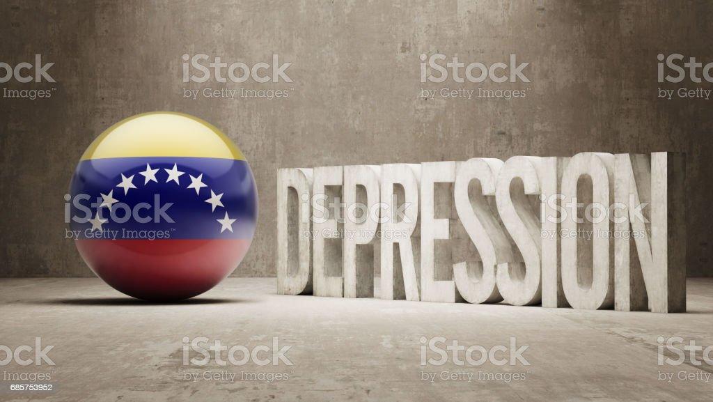 Depression Concept depression concept - immagini vettoriali stock e altre immagini di affari royalty-free