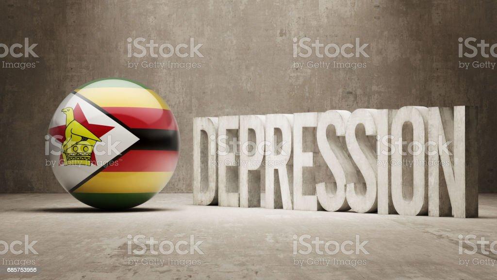 Depression Concept depression concept - stockowe grafiki wektorowe i więcej obrazów afryka royalty-free