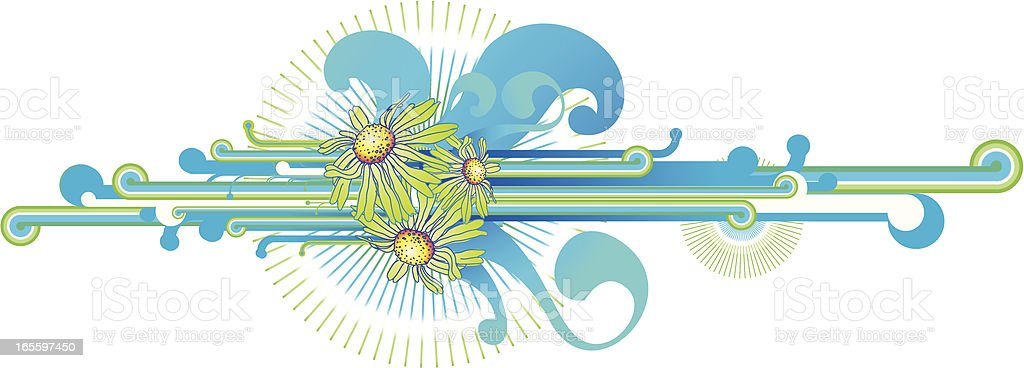 Design Element royalty-free design element stock vector art & more images of 1970-1979