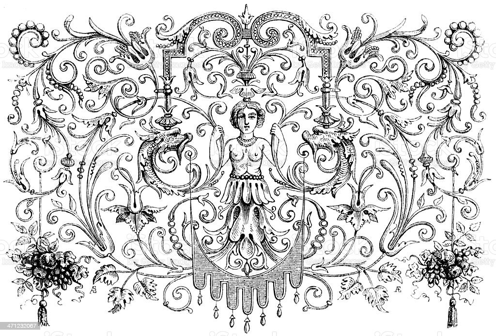 Design Element royalty-free design element stock vector art & more images of animal