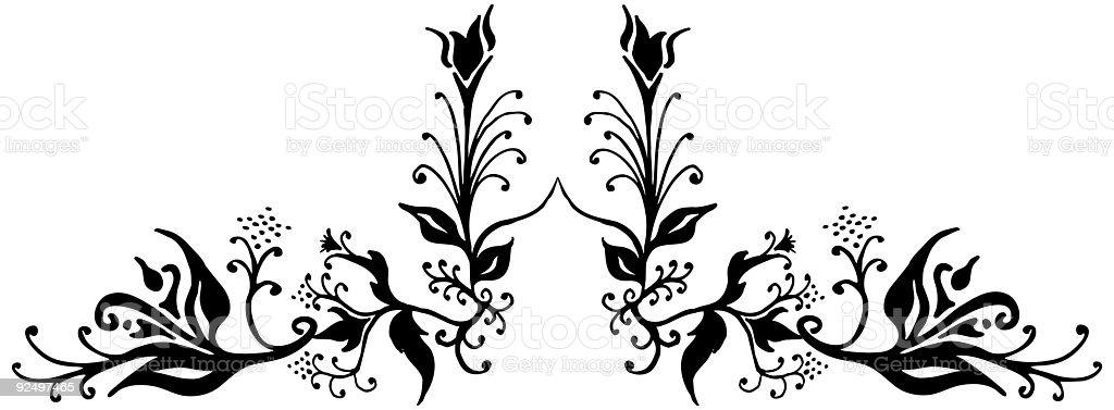Design elements 3 royalty-free design elements 3 stock vector art & more images of botany
