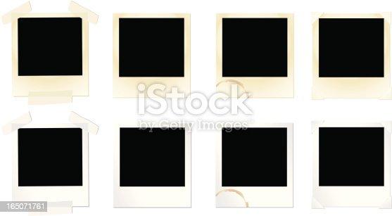 Frames are as follows