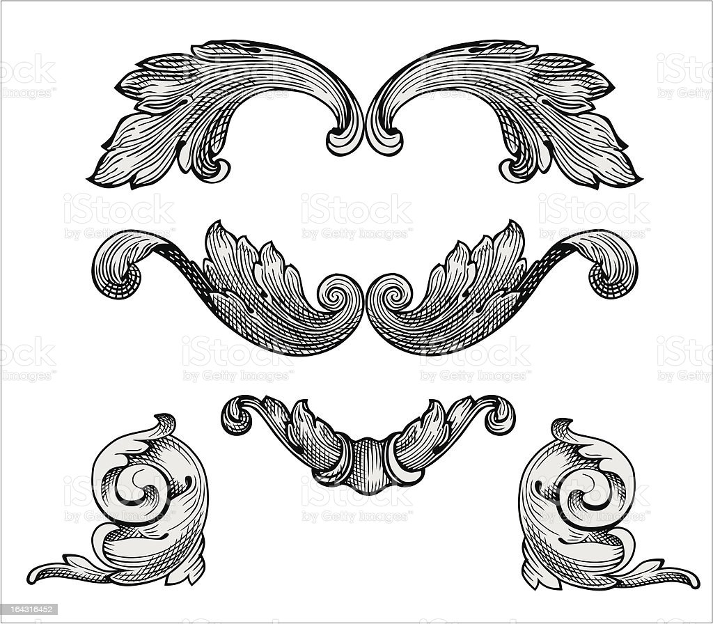 Design elements vector royalty-free stock vector art