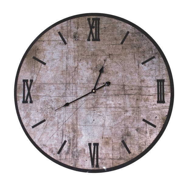ilustraciones, imágenes clip art, dibujos animados e iconos de stock de design wall clock. - wall clock
