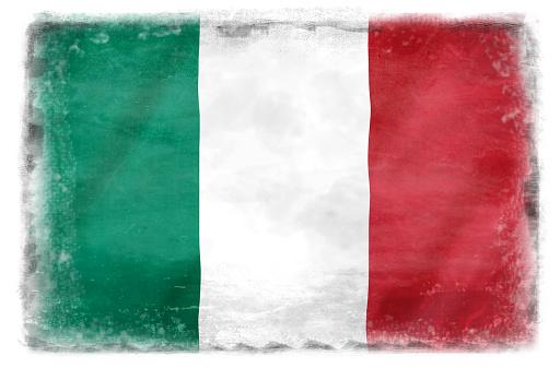 İtalyan Bayrağı 2 Yok Stok Vektör Sanatı & Abide'nin Daha Fazla Görseli