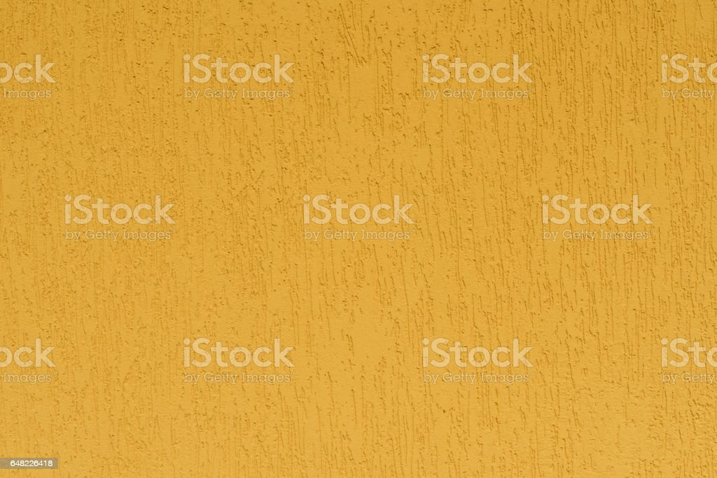 Detail of the facade of the house, wall plastered and painted in color, textured background vector art illustration