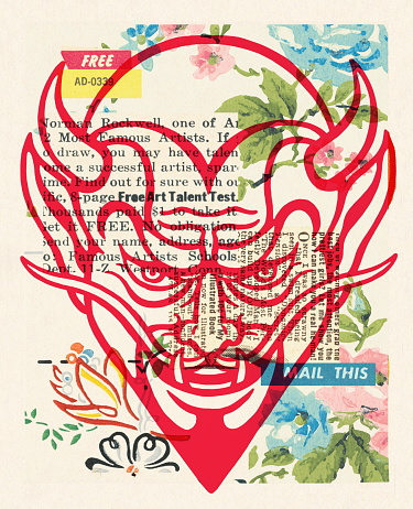 Devil Collage