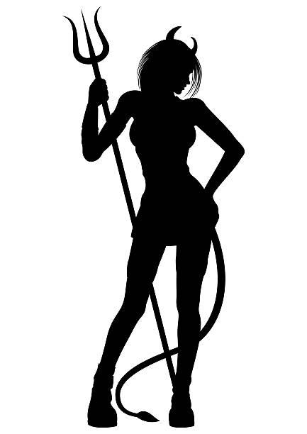 Royalty Free Devil Clip Art, Vector Images & Illustrations ...